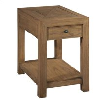 Weathered Transitions Chairside Table