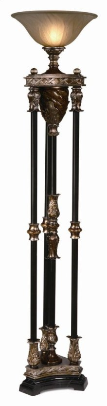 Newcastle Torchiere Lamp