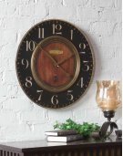"Alexandre Martinot 23"" Wall Clock Product Image"