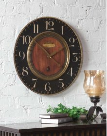 """Alexandre Martinot 23"""" Wall Clock"""