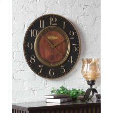 "Alexandre Martinot 23"" Wall Clock"