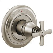 Pressure Balance Valve Only Trim With Cross Handle