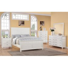 SP700FF Spencer White Footboard
