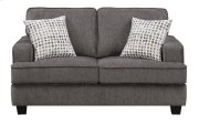 Carter - Loveseat Ink W/2 Accent Pillows Product Image