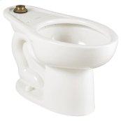 Madera EverClean Universal Flushometer Toilet - White
