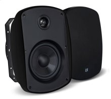 "5B55-B 5.25"" 2-Way OutBack Speaker in Black"