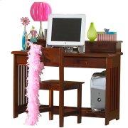 Merlot Desk & Chair Product Image
