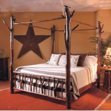 423 Keene Valley Poster Bed
