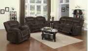 Sunset Trading Teddy Bear 3 Piece Reclining Living Room Set Product Image