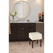 Bellamy Backless Vanity Stool Product Image