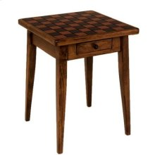 "#179 Game Table 19.5""wx19.5""dx27.5""h"