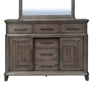 Liberty Furniture Industries6 Drawer 2 Door Chesser