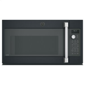 GE CafeSeries 1.7 Cu. Ft. Convection Over-the-Range Microwave Oven