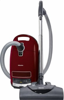 Complete C3 SoftCarpet PowerLine - SGFE0 canister vacuum cleaners with electrobrush for thorough cleaning of heavy-duty carpeting.