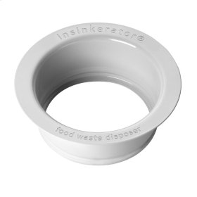 Sink Flange - White