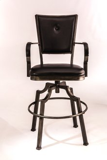 Castlebrook Swivel Bar Stool