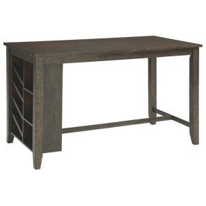 Ashley FurnitureSIGNATURE DESIGN BY ASHLERECT Counter Table w/Storage