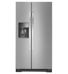 21 cu. ft. Side-by-Side Refrigerator with Counter Depth Styling