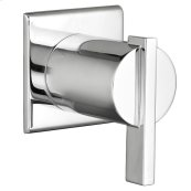 Times Square On/Off Volume Control Valve - Polished Chrome