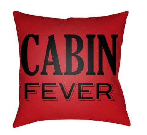 "Lodge Cabin LGCB-2032 20"" x 20"""