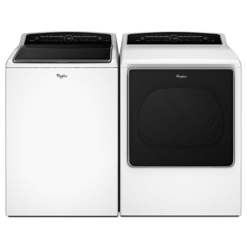 5.3 cu.ft HE Top Load Washer with ColorLast , Intuitive Touch Controls - FLOOR MODEL