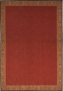Hard To Find Sizes Grand Velvet Pt99 Rust Rectangle Rug 11' X 16'