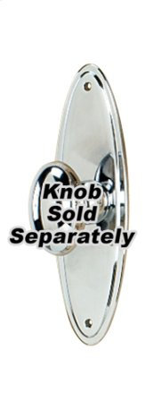 Escutcheon A1225-3 - Polished Chrome