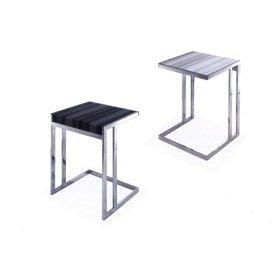 Owen Arm Table Grey