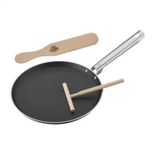 Ballarini cookin'Italy 10.5 Crepe Pan Set