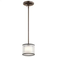 Tallie Collection Tallie MIni Pendant 1 Light MIZ