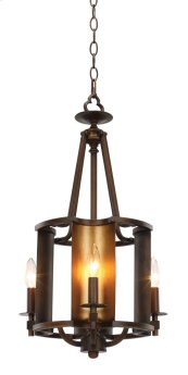 Candella 4-Light Chandelier
