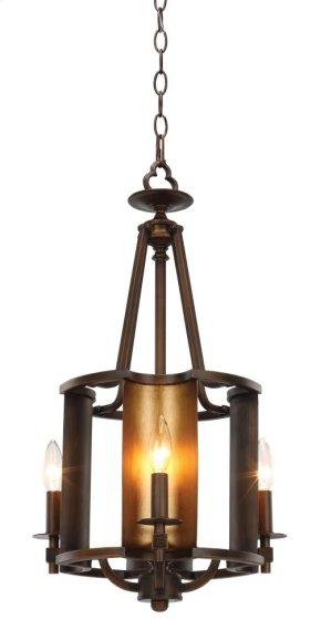 Candella 4-Light Chandelier