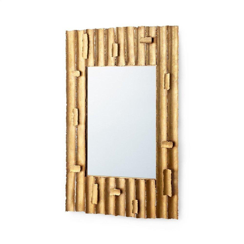 Brutus Mirror, Gold