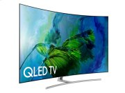 """75"""" Class Q8C Curved QLED 4K TV Product Image"""
