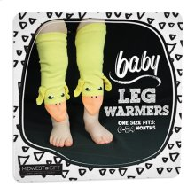 Baby Leg Warmers Sign.
