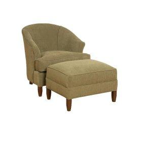 Cassandra Chair, Cassandra Ottoman