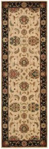 LIVING TREASURES LI04 IBK RUNNER 2'6'' x 8'