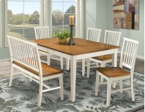 Arlington Slat Back Bench Product Image
