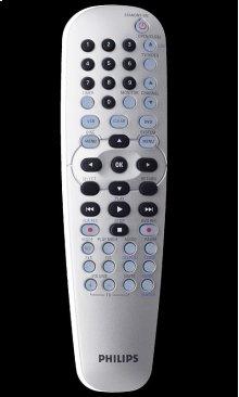 DVD recorder/VCR