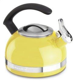 2.0-Quart Stove Top Kettle with C Handle - Citrus Sunrise