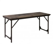 Console 150x60x75 cm LAWN wood brown