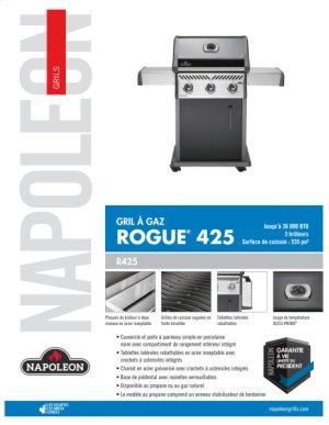 Rogue® 425 Propane Gas Grill, Black