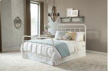 Kith White Metal Full Bed