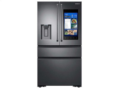 22 cu. ft. Capacity Counter Depth 4-Door French Door Refrigerator with Family Hub (2017) Product Image