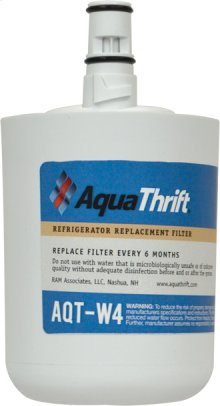 Refrigerator Replacement Filter fits in place of Whirlpool 046-9002 comparable models