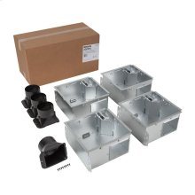 InVent Series Fan Light Housing Pack