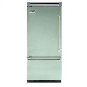 """Sage 36"""" Quiet Cool™ Bottom-Mount Refrigerator/Freezer - VIBB Tru-Flush™ (Left Hinge Door)"""
