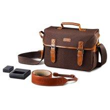 ED-AKNX01 - Shoulder Bag Bundle for NX Series Digital Cameras