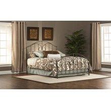Zurick King Dup Panel Bed Set