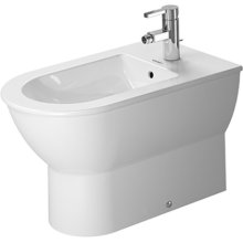 White Darling New Bidet Floorstanding